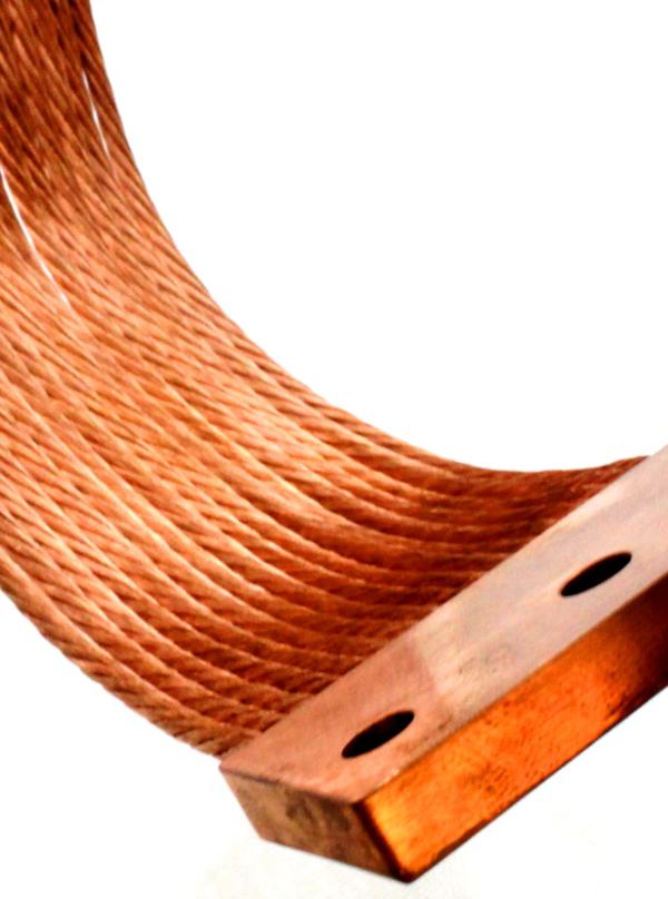 flexible heat strap copper