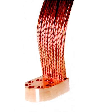 cryocooler thermal link copper