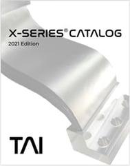 2021 X-Series Thermal Strap Catalog