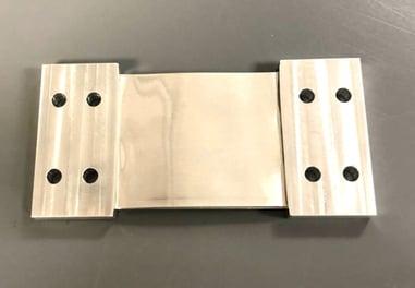 Alulminum Foil Thermal Straps - AlTS