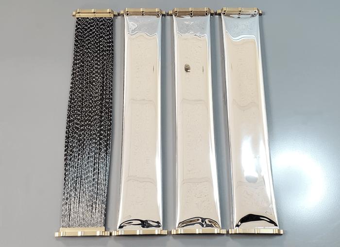 Ball Aerospace - IXPE Graphite Fiber Thermal Straps