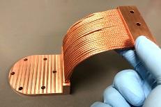 CS-68A Copper Thermal Straps