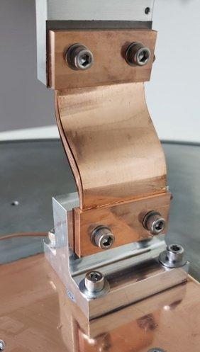 Copper Foil Thermal Strap CuFS
