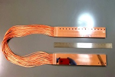 Copper Thermal Strap - LBL Monster Strap - Design Gallery