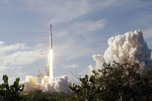GPS III Launch - Home Page