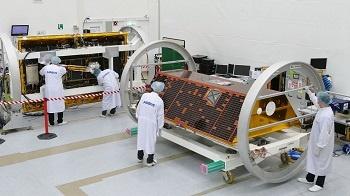 GRACE-FO Satellite