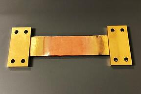 Gold Plated Copper Foil Thermal Strap