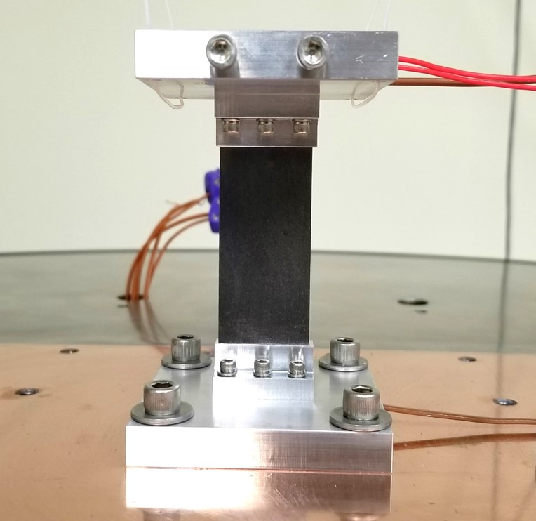Graphene Thermal Strap Conductance