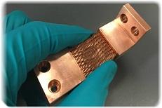 P6-503 Copper Thermal Strap - TAI