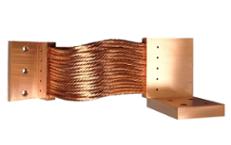 Copper Thermal Straps - Custom Design