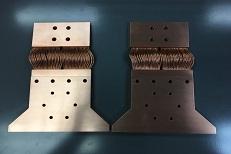 Cryocooler Custom Copper Thermal Strap