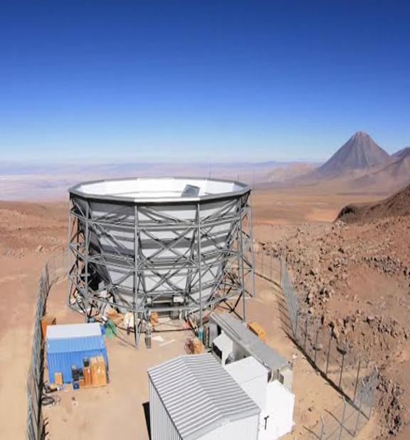 Atacama Cosmology Telescope - Image Credit UPENN