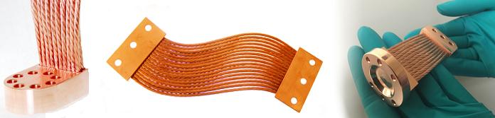 Copper Thermal Strap Gallery - TAI