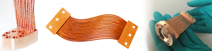 Copper Thermal Links Straps