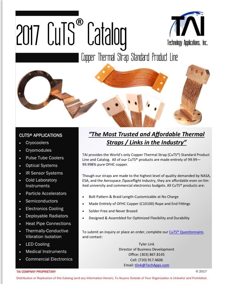 CuTS Catalog