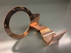 Custom Copper Straps - TAI