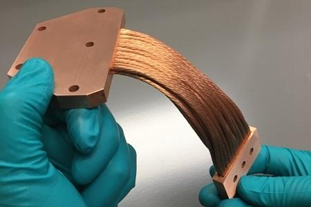 Sumitomo ( SHI) Cryocooler Thermal Strap
