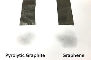 Graphene Thermal Strap FOD