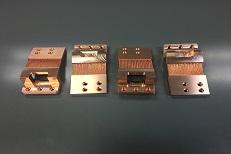 Oil drilling electronics box straps