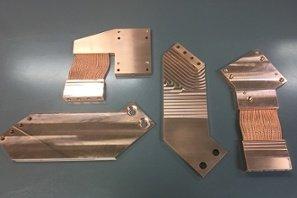 Parker Solar Probe Flexible Thermal Link Assemblies