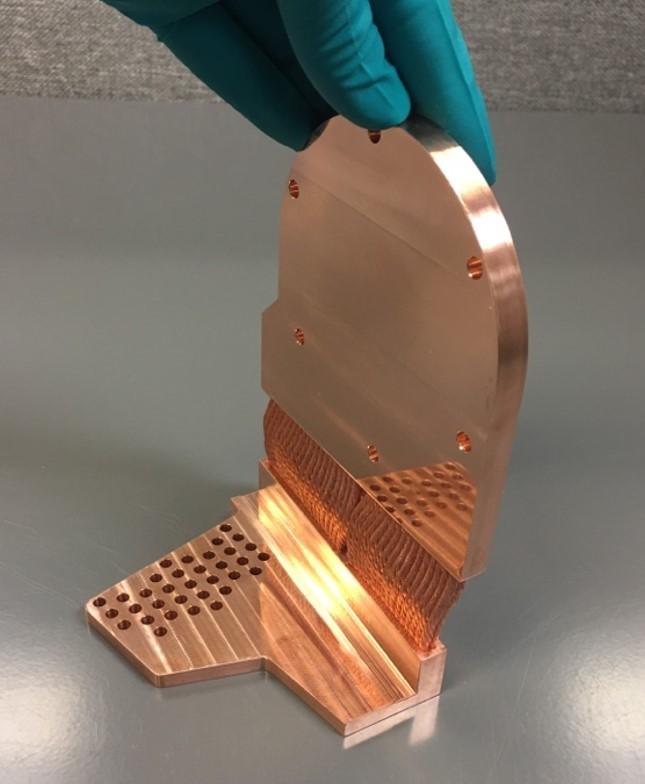 Cryocooler Thermal Links / Straps