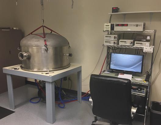 Thermal Strap Testing - TAI