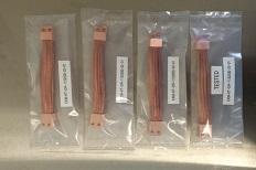 DLR - ESA Copper Thermal Straps