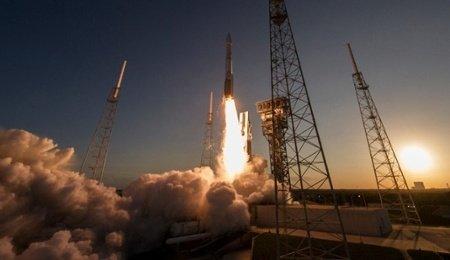 OSIRIS REx Launch - TAI CuTS