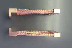 OSIRIS REx (NASA) Flight Model Copper Thermal Straps