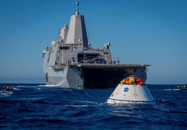 Orion Test Flight - TAI Provides Dozens of GFTS Assemblies