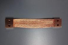 P6-502 Copper thermal Strap CuTS - TAI