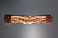 P6-502 Copper thermal Strap CuTS - TAI