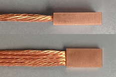 P7-501 Copper Thermal Straps CuTS - Techapps
