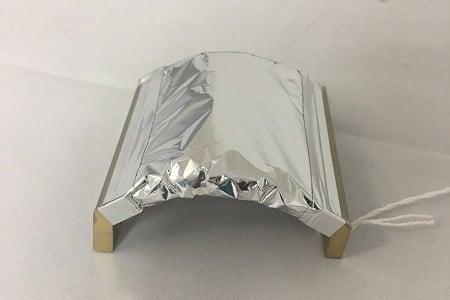 G5-502 Customized Graphite Strap - Kapton Sheet Overwrap