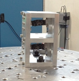 Thermal Straps Vibration Test - TAI