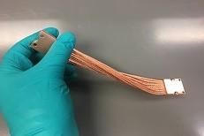 Optical thermal strap