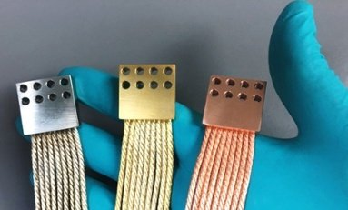 Nickel and Gold Plated Thermal Links