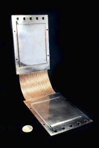 flexible vapor chamber thermal links