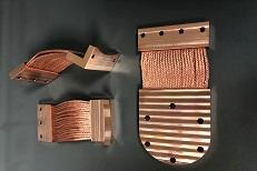 NASA JPL Cryocooler Thermal Straps - Design Gallery
