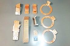 OHB EnMAP thermal straps - Design Gallery