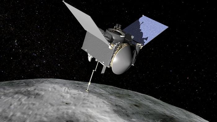 OSIRIS REx - Photo Credit: NASA