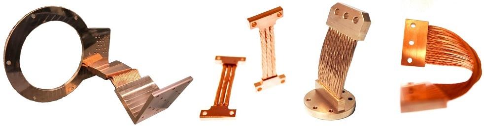 Copper Thermal Straps - TAI
