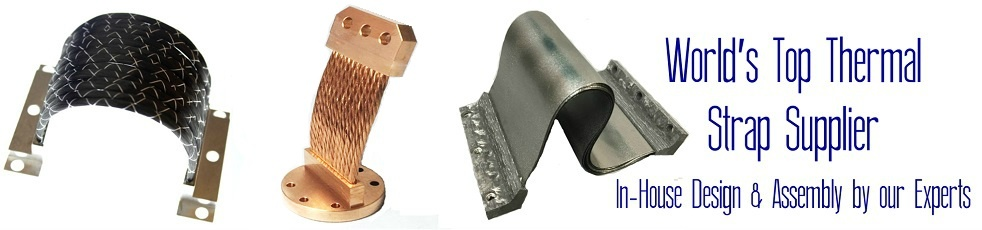 TAI - Copper and Graphite Thermal Link / Strap Experts