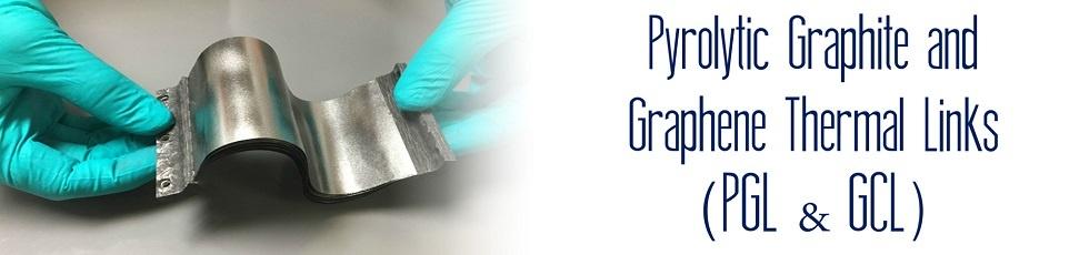 Graphene Thermal Links - PGS Straps