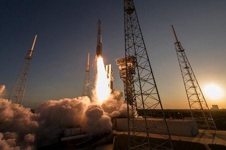 Osiris Rex Launch - optimized