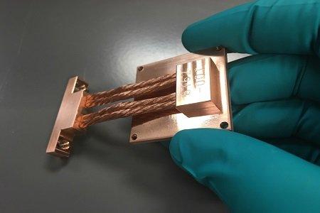 Flexible Thermal Links - TAI's Copper Straps