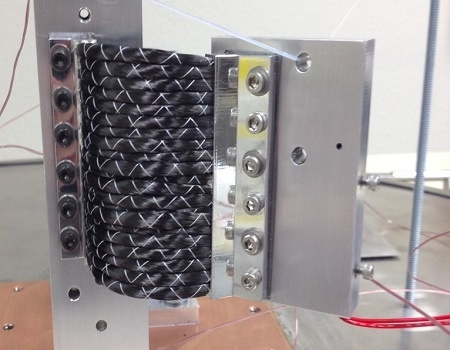 graphite thermal strap