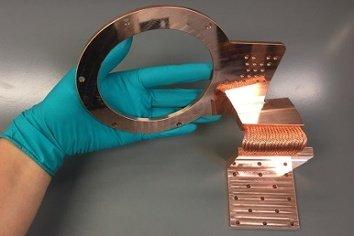 Cryocooler Flexible Thermal Links