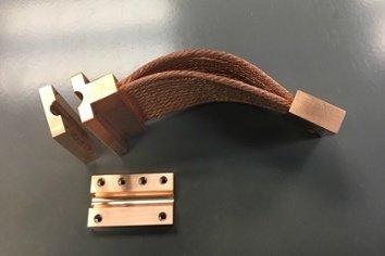 NASA Thermal Strap - Custom CuTS