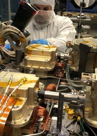 Thermal Straps - TAI's CuTS on NASA GEDI Mission